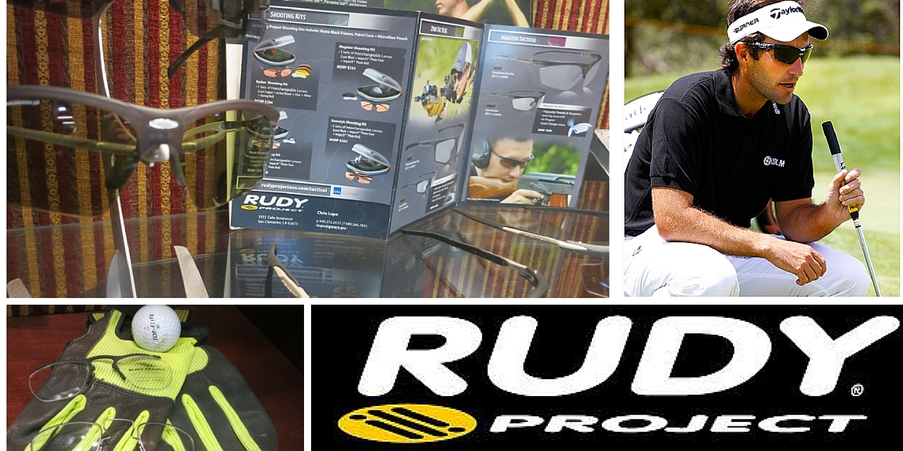 4e5684b999f3 Rudy Project s High Performance Sunglasses and Rx Eyewear for Golfers –  Keep Your Eyes on the Ball!
